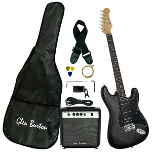 Electric Guitar Full Size $109 (NEW) or add Amp for $59