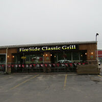 Fireside Classic Grill (Business in leased premise)