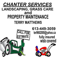 Landscaping,Total Lawn care and Maintenance