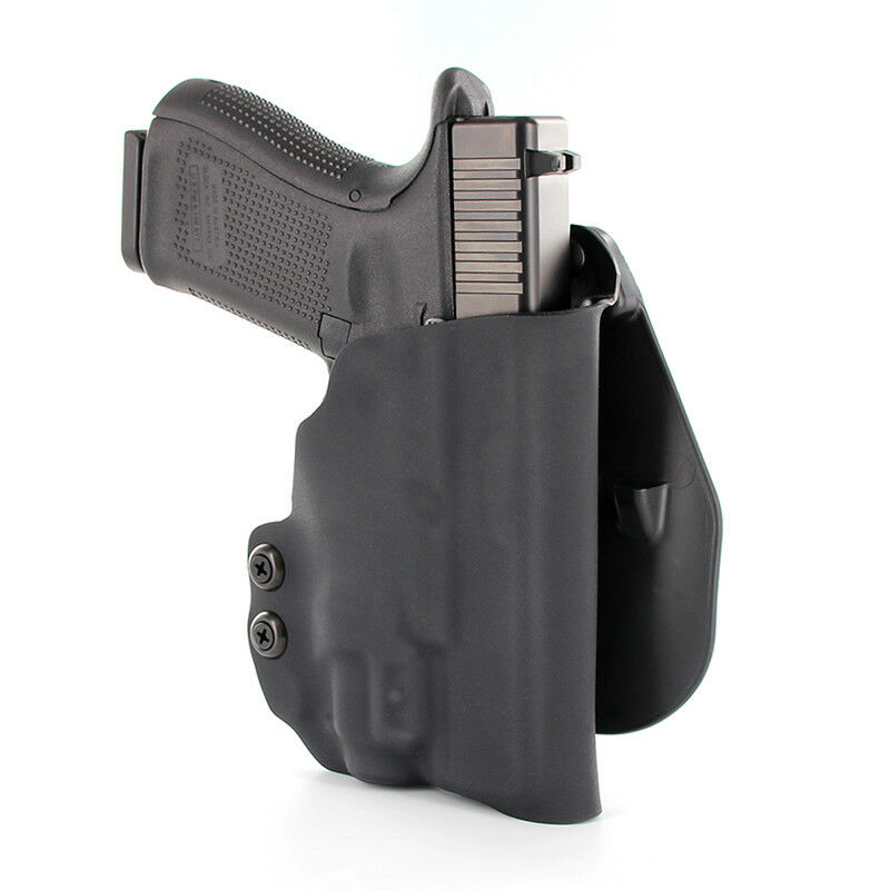 Hanguns with TLR-7 OWB Kydex Holster for 50 USA STEALTH BLACK