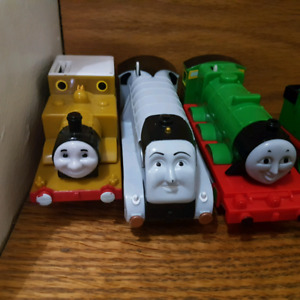 Thomas Friends engines ( Thomas not included)