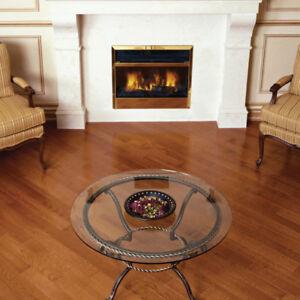 Very Affordable Hardwood Floor by Vintage Flooring