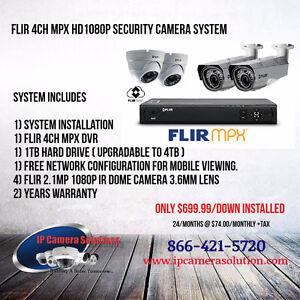 Security Camera & Alarm Installations Stratford Kitchener Area image 2