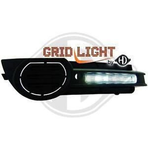 Audi A3 8P LED Tagfahrlicht Set+Modul TFL Zulassung f. Nebelscheinwerfer.1031588