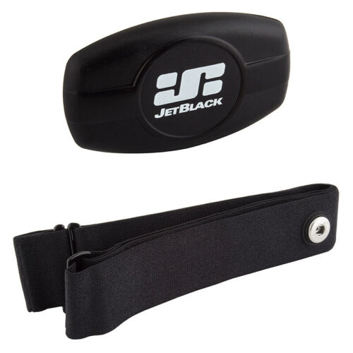 Heartrate Monitor with strap by JetBlack - Bluetooth and Ant+