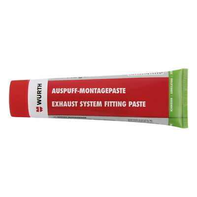 Genuine Wurth Exhaust Assembly Paste Gas-tight Impact Vibration Resistant