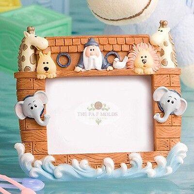 Noah frame mold,Cake Decorating Supplies,Cake Decorating Fondant Baking Mold Too
