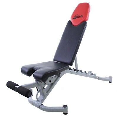 Banco de musculación ajustable fitness bm5 - 1 - Riscko
