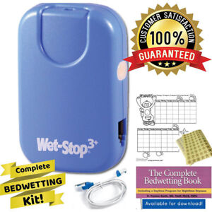 Bed wetting alarm for kids