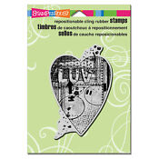 Stampendous Cling Rubber Stamps