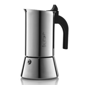 Bialetti Venus 6 Cup Induction Coffee Maker Authentic Italian