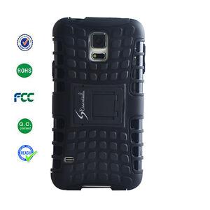 Galaxy S5/S5 Neo Heavy Duty Shockproof Case w/ Screen Protector