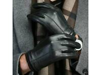 Quality Touchscreen Leather Gloves