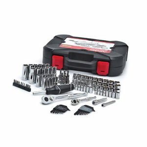 NEW Husky Socket Set Tool Set 111 piece Lifetime Warranty