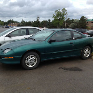 1997 Pontiac Sunfire Coupe (2 door) $1200 or Best Offer