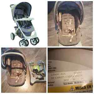 Safety first stroller/ carseat