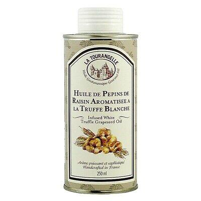 La Tourangelle White Truffle Oil 250ml Authentic French Artisan Oil Gourmet Oil