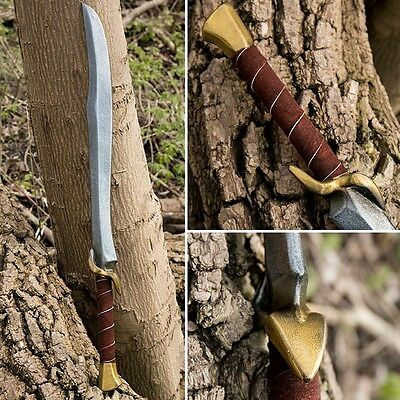 Foam And Latex Elven Sword - LARP Weaponry - Ideal For Roleplay Events