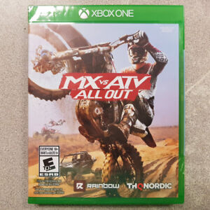 MX VS ATV All Out Xbox One Game