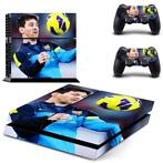 110 Sticker skin wrap ps4 stickers playstation 4 + 2x contro