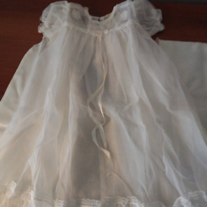 Baby Christening Outfit