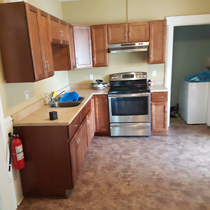 2-Bedroom Downtown -- All Utilities Included.