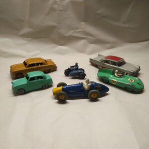 Vintage Dinky Toys Diecast Collection