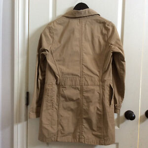 LUCKY 3/4 length SPRING FALL COAT SIZE SMALL - Medium  -EUC London Ontario image 4