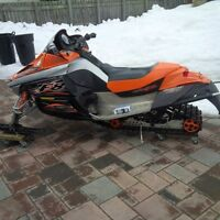 Low Km's awesome sled