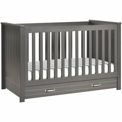 DaVinci Asher 3-in-1 Convertible Crib w/ Toddler Bed Conv. K