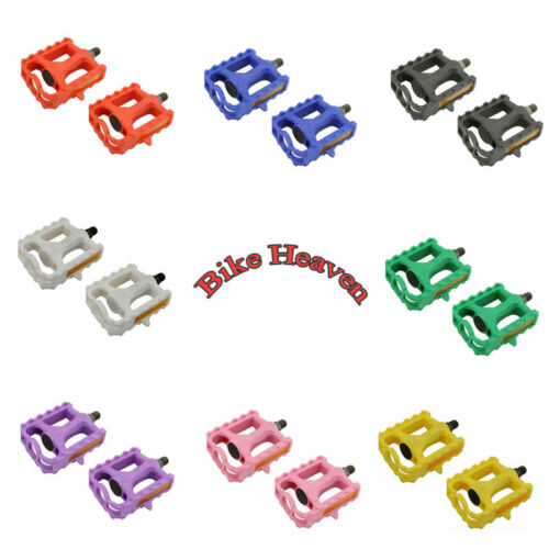 NEW! Bicycle Pedals 861 1/2inch Lowrider BMX Mountain Bike Beach Crusier