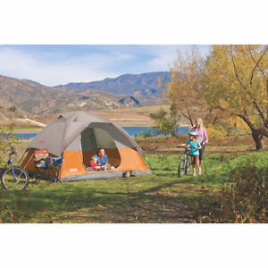 Coleman tent ROSEWOOD® 5-PERSON TENT