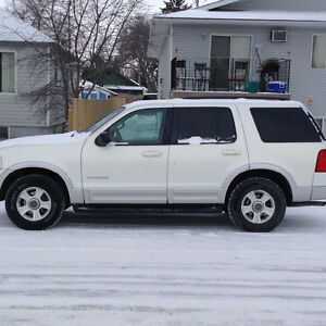 ***Price Lowered***2002 Ford Explorer Limited edition SUV
