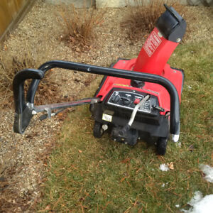 Honda HS35 Snow Blower Ready For Winter