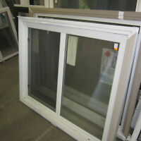 White PVC Window - NEW