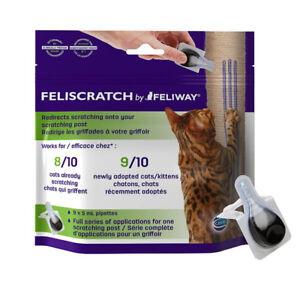 FELISCRATCH - teach your cat to scratch in the right place!