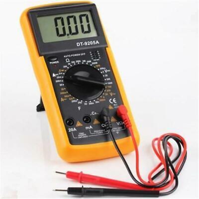 Tester Meter Lcd Display Professional Electric Handheld Ac Digital Multitester