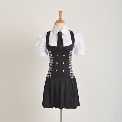 Inu x Boku SS Shirakiin Ririchiyo Cosplay Costume Roromiya Karuta Cosplay Dress