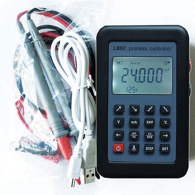 LCD Elektronik Mess Prüftechnik Signalgeneratoren-quellen  4-20mA/0--10V/mV LB02