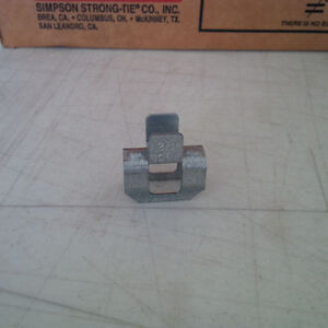 """Simpson Strong tie PSCL 1/2"""" Plywood Sheathing Clips Kawartha Lakes Peterborough Area image 3"""