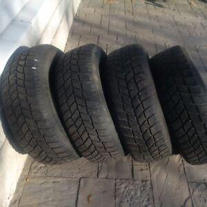 225/60R16 snow tires Kingston Kingston Area image 4