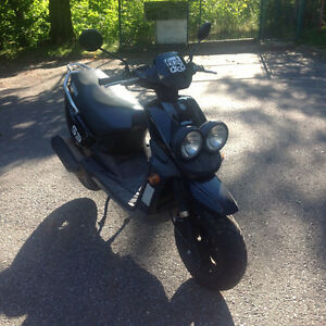 Scooter yamaha yw50