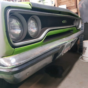 1970 Plymouth GTX Reduced : 23500
