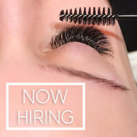 Eyelash Extension Stylists Required
