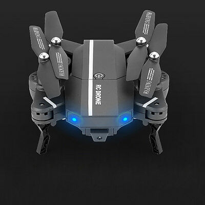 Nano 8807W Foldable With Wifi FPV HD Camera 2.4G 6-Axis RC Quadcopter Drone Toys