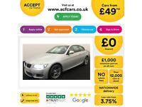 BMW 330 3.0TD 2010.5MY d M Sport FROM £49 PER WEEK!