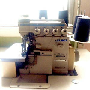 JUKI MO-3614 Overlock Serger Sewing Machine