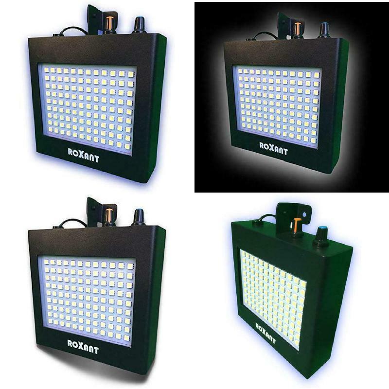 Roxant Pulse Ultra Bright Led Strobe Light  - Manual  Sound