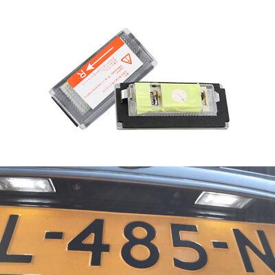 18 SMD LED Kennzeichenbeleuchtung LED Modul für MINI R53 mit E-Prüfzeichen