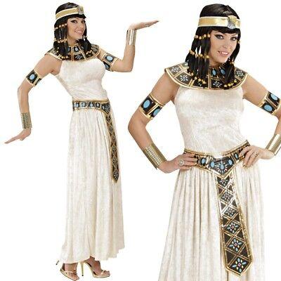 CLEOPATRA ÄGYPTERIN KOSTÜM 34/36 (S) Karneval Damen Kleid Ägypten Pharao 2771 (Ägyptische Pharaonen Kostümen)
